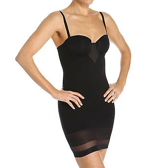 Triumph Perfect Sensation Shapewear Bodydress Detatchable Straps Black