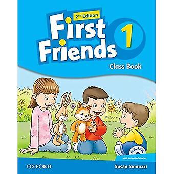Eerste vrienden 2e 1 klas boek