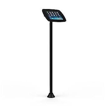 """Tablet computer docks stands floorstanding slim tablet security enclosure 25.6 Cm 10.1"""" Black"""