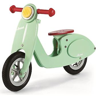 Push pedal riding vehicles mint scooter