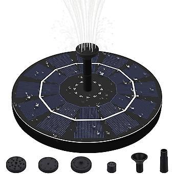Solar Fountain Pump Solar Water Feature Pump Floating Fountain Pump