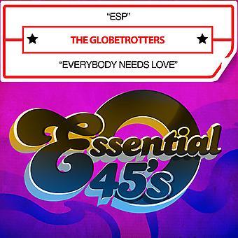 Globetrotters - Esp / Everybody Needs Love USA import