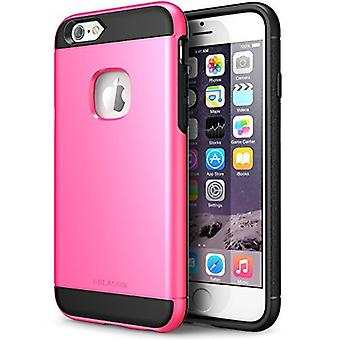iPhone 6S Case, i-Blason Unity Ultra Slim Armored Hybrid TPU Cover-Pink
