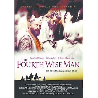 Fourth Wise Man [DVD] USA import