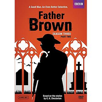 Father Brown: Season Three - Part Two [DVD] USA import