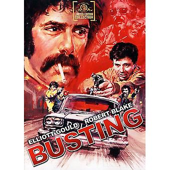 Busting [DVD] USA import