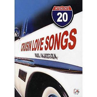 Cruisin USA de chansons d'amour [DVD] import