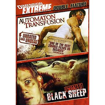 Automaton/Black Sheep [DVD] USA import