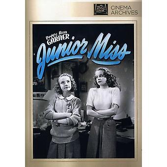 Junior Miss [DVD] USA import