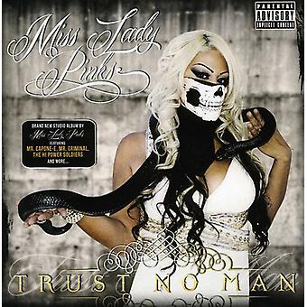 Miss Lady Pinks - Trust Know Man [CD] USA import