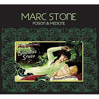 Marc Stone - Poison & Medicine [CD] USA import