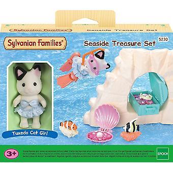 Zestaw skarbów Morza produkty Sylvanian Families