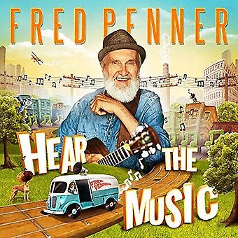 Fred Penner - Hear the Music [CD] USA import