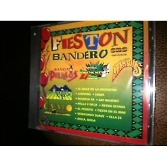 Fieston Bandero - Fieston Bandero [CD] USA import