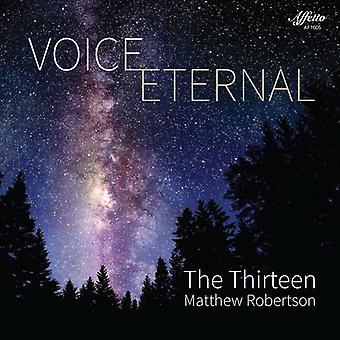 Cornysh, Jr. / Farmer / Robertson - Voice Eternal [CD] USA import