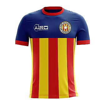 2017-2018 Catalunya Home Concept voetbalshirt