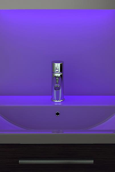 Ambient Demist Cabinet With Sensor & Internal Shaver Socket k257W