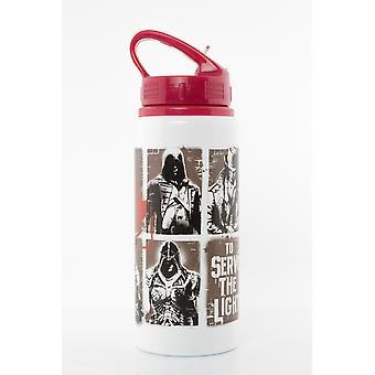 Assassins Creed wzornik Aluminium napoje butelki