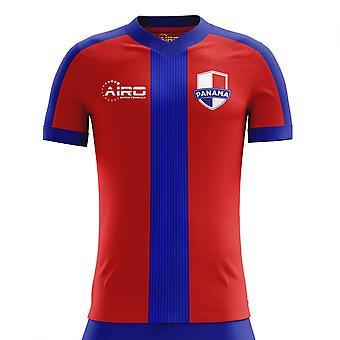2020-2021 Panama Home Concept Fodbold shirt (Børn)