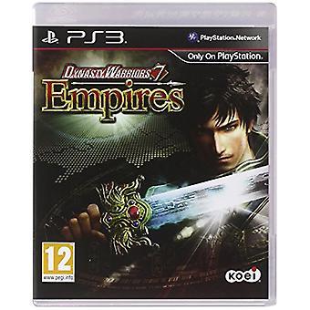 Dynast Warriors 7 Empires (PS3) - New