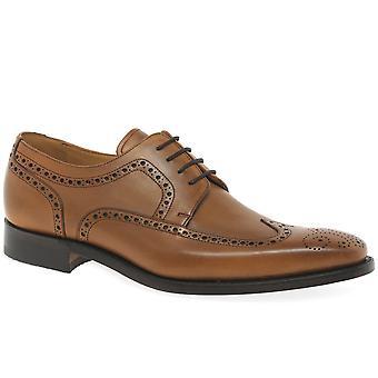 Barker Larry Mens Formal Lace Up Shoes