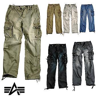 Άλφα βιομηχανίες παντελόνια σκληρό