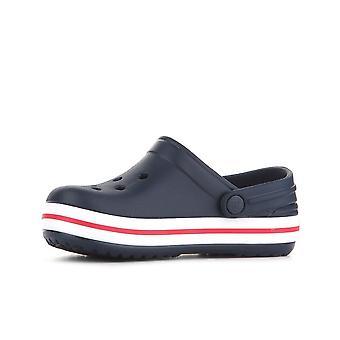 Crocs Crocband Clog K Navyred 204537485 yleinen kesä vauvojen kengät