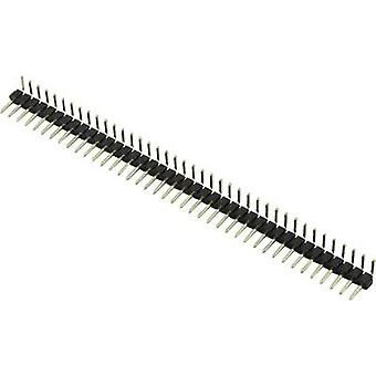Connfly Pin strip (standard) No. of rows: 1 Pins per row: 40 DS1025-02-1*40P8BR1 1 pc(s)