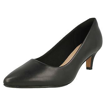 Hyvät Clarks terävä kärki tuomioistuin kengät Linvale Jérica