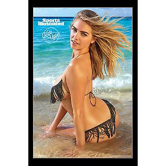 Sports Illustrated - Kate Upton 18 Poster afdrukken