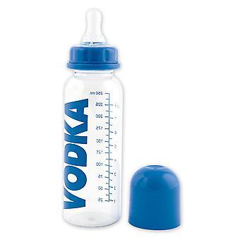 Vauvan pullo vodkaa minun ensimmäinen vauva juomapullo läpinäkyvä, 100 % muovia, painettu kansi, kapasiteetin 240 ml...