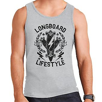 Longboard Lifestyle Men's Vest