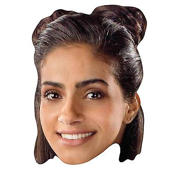 Yasmin Khan from 13th Doctor Who Official Single 2D Card Party Fancy Dress Mask