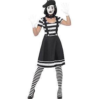 Pantomime Dame Kostüm, große