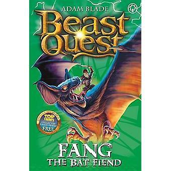 Fang the Bat Fiend by Adam Blade - 9781408307250 Book