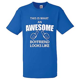 זה מה החבר מדהים נראה כמו חולצת טי