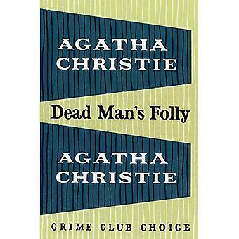 Dead Man's Folly (Poirot faksimil) [fax]
