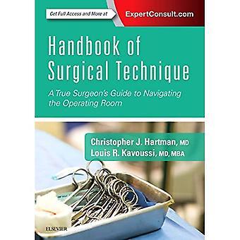Handbuch der Operationstechnik