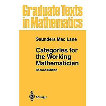 Kategorier for arbeidsgruppen matematiker (Graduate tekster i matematikk)