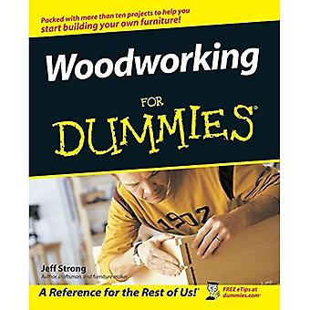 Woodworking for Dummies (For Dummies (Lifestyles Paperback))