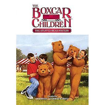 Utstoppa bjørnen mysteriet (Boxcar barn)