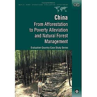 Chine: Du boisement à la lutte contre la pauvreté et la gestion des forêts naturelles