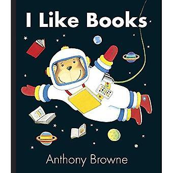 Ik hou van boeken