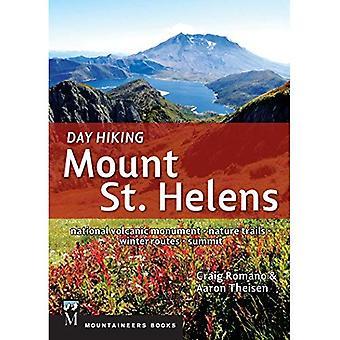 Journée de randonnée Mont St. Helens: Monument volcanique National, Dark diviser, vallée de la rivière Cowlitz