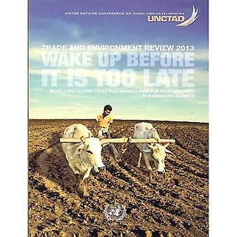 Handel och miljö översyn 2013: vakna upp innan det är för sent - gör jordbruk verkligt hållbar nu för...