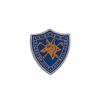 Leicester City Badge Retro Shield