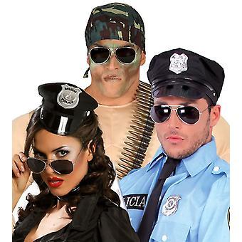 Adulti occhiali Aviator sfumature costume accessorio