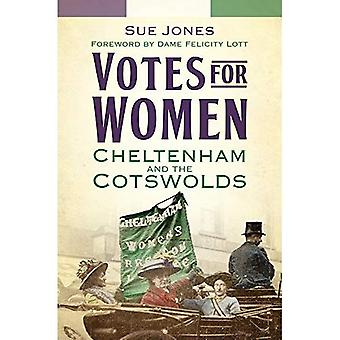 Ääntä naisille: Cheltenham ja Cotswolds
