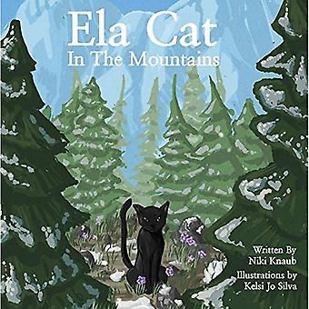 Ela-Katze in den Bergen [Pappband]
