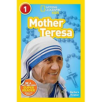 Mutter Teresa (L1) (National Geographic Readers) (nationale geographische Leser)